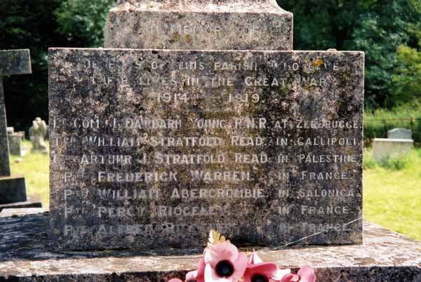 Saunderton War Memorial