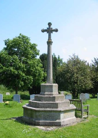 Shabbington_war memorial